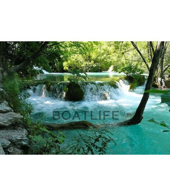Boatlife Schilderij watervallen Plitvice S1