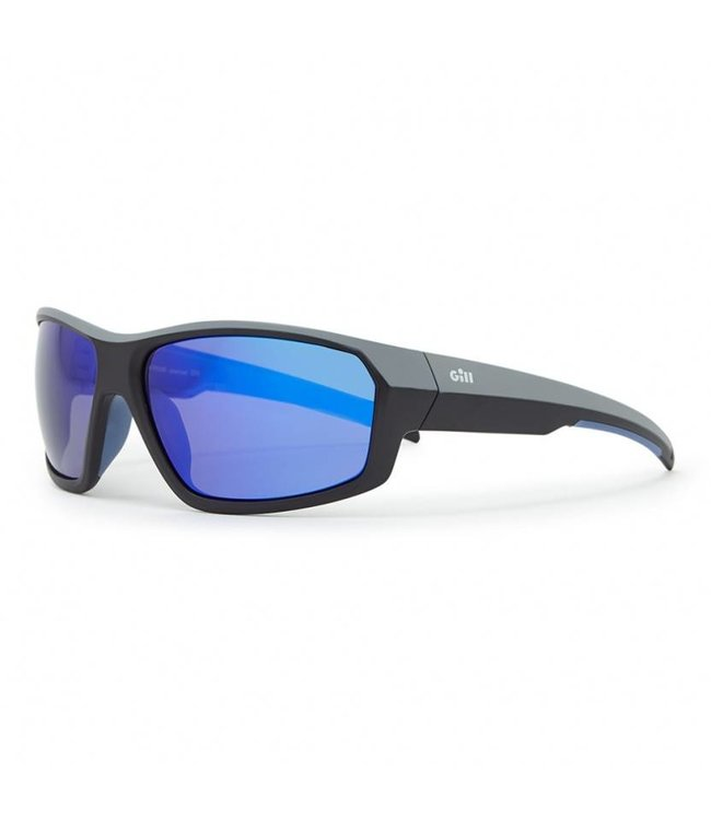 Gill Zonnebril Race Fusion blauw