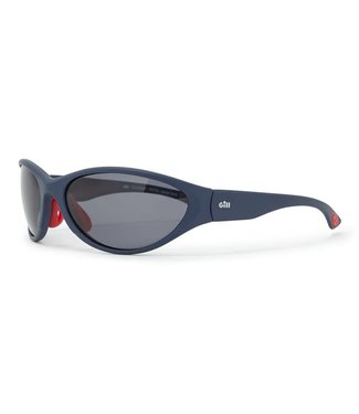Gill Zonnebril Classic navy/smoke