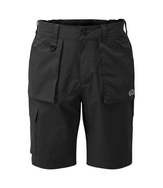 Gill Waterdichte short OS3 Coastal antraciet