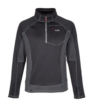 Gill Thermoshirt Thermogrid korte rits