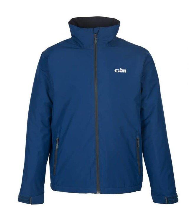 Gill Crew jack Sport fleece gevoerd blauw