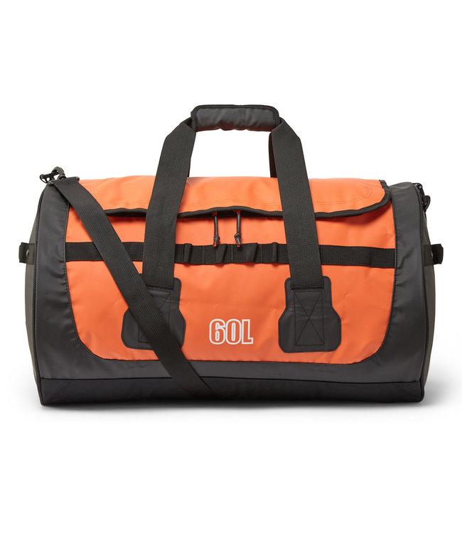 Gill Waterdichte zeiltas Tarp Barrel  60l oranje
