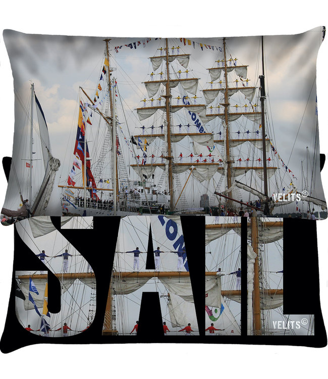 Velits Buitenkussen Sail