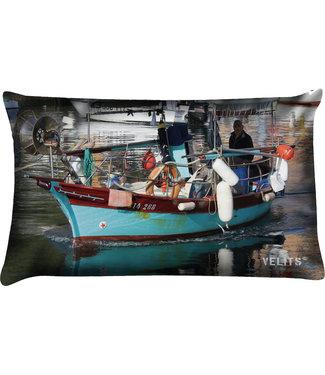Velits Buitenkussen vissersboten