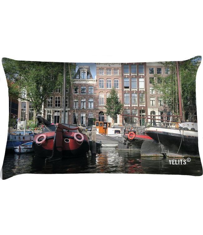 Velits Buitenkussen Amsterdam Dutchies