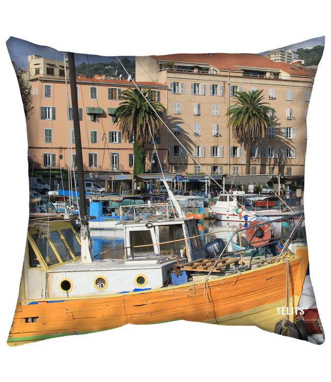Velits Buitenkussen Corsica