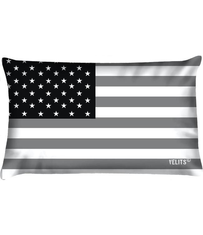 Velits Bootkussen vlag Amerika