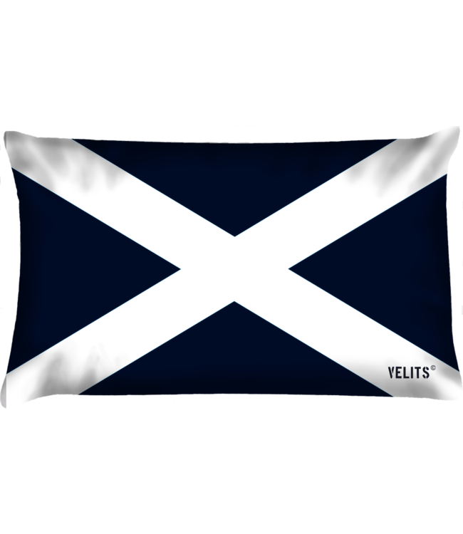 Velits Bootkussen vlag Schotland