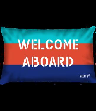 Velits Sierkussen Summer welcome aboard