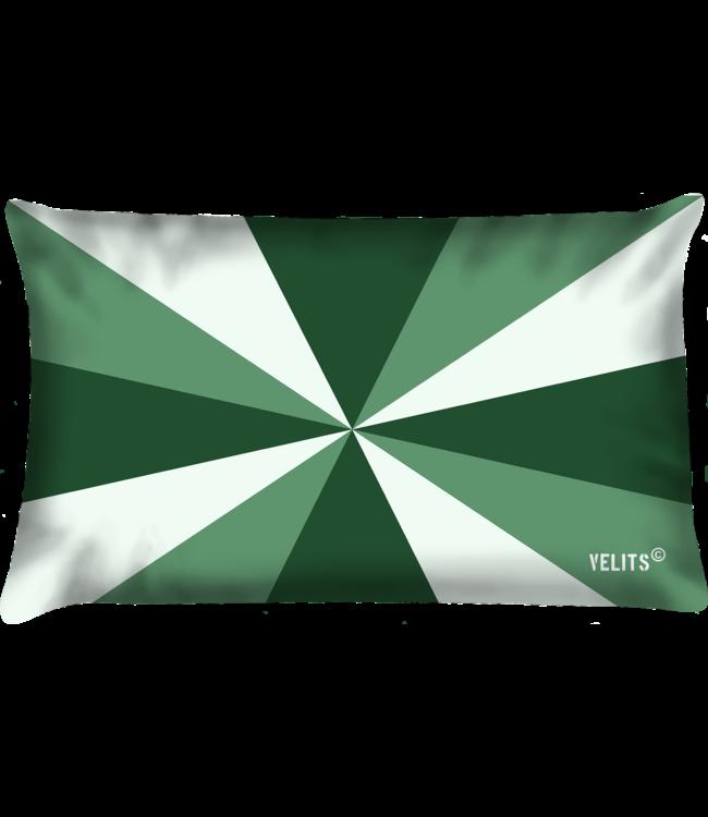 Velits Buitenkussen Groene Vingers Geus