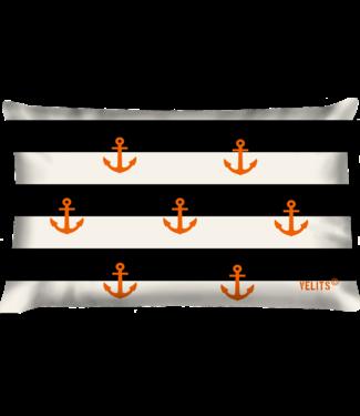 Velits Buitenkussen Orange is New Black Ankers