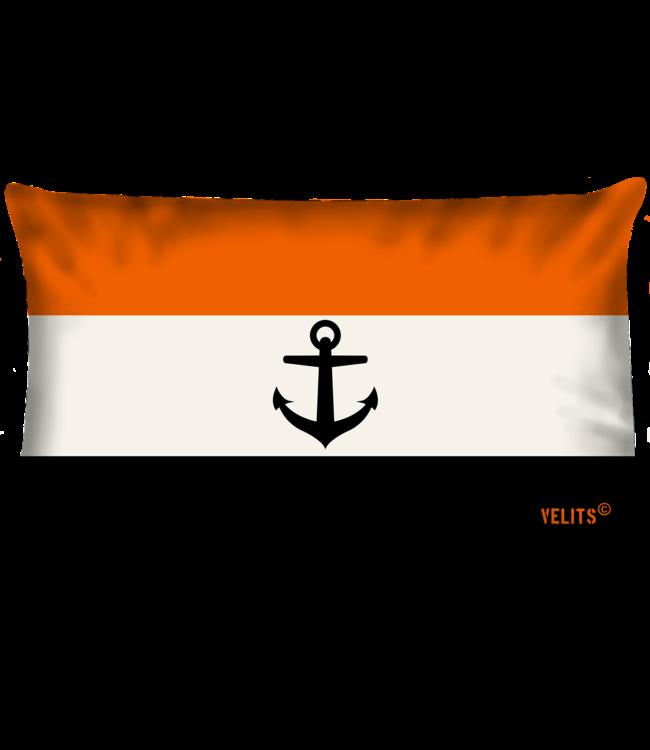 Velits Buitenkussen Orange is New Black Nederland