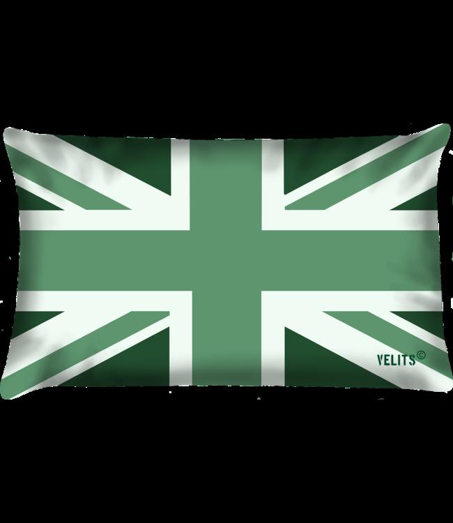 Velits Buitenkussen Groene Vingers Engeland