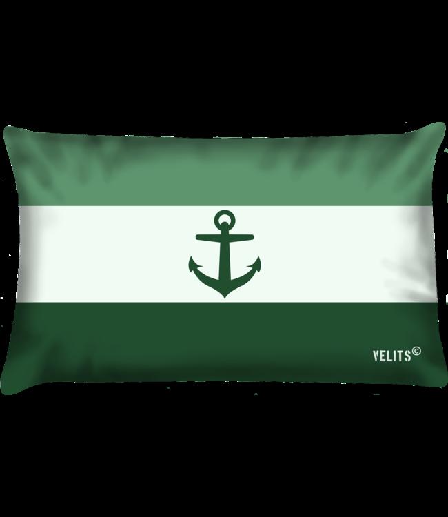 Velits Buitenkussen Groene Vingers Nederland