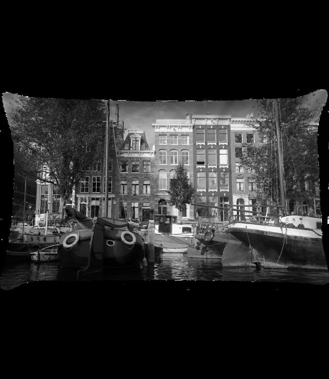 Velits Buitenkussen Amsterdam grachten Dutchies
