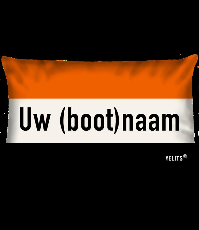 Velits Buitenkussen Orange is New Black bootnaam