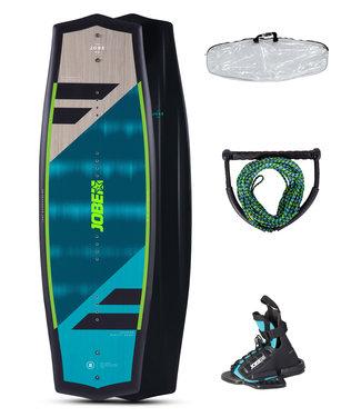 Jobe Jinx wakeboard package 128 met Unit
