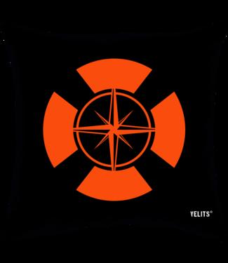 Velits Buitenkussen OITNB boei kompas zwart
