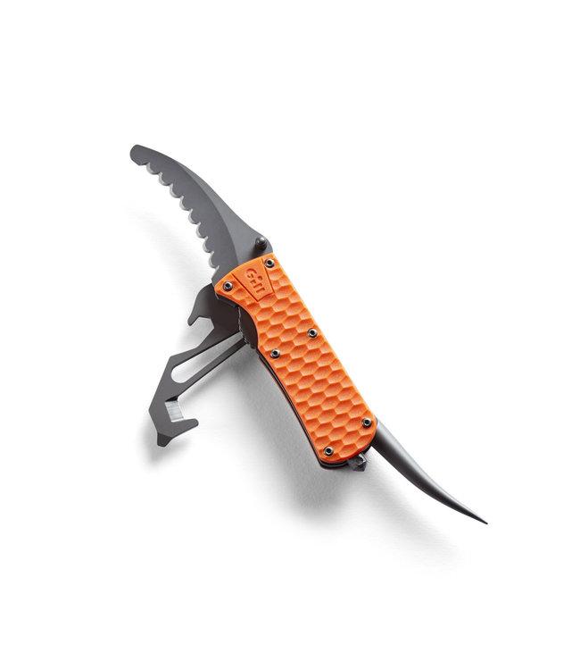 Gill Zeilmes Marine Tool titanium oranje