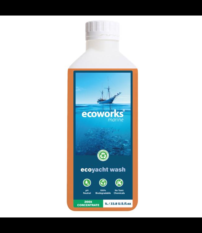 Ecoworks Bootshampoo biologisch afbreekbaar 1ltr