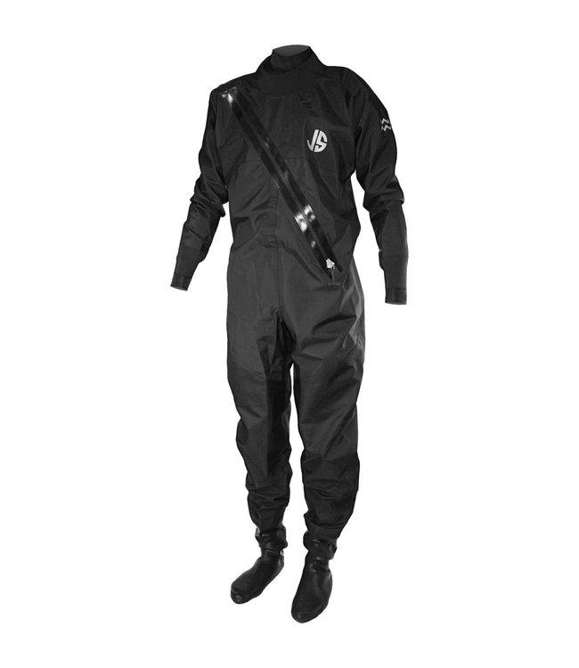 JS sports Droogpak hydro junior zwart