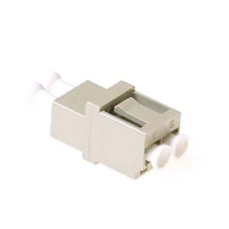 Valadis Fiber optic LC-LC duplex adapter OM2