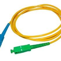 Valadis Fiber Patchcable Single cable SC/UPC-SC/APC8, 3mtr