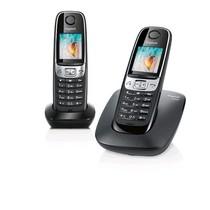 Gigaset C620A Duo, black