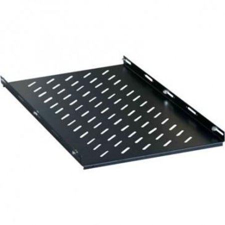 Vast legbord voor 1200mm diepe serverkast
