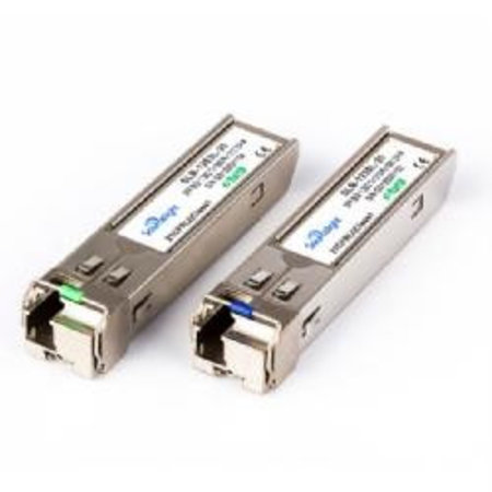 SFP 40KM 1490/1310 Single mode 1G Simplex LC
