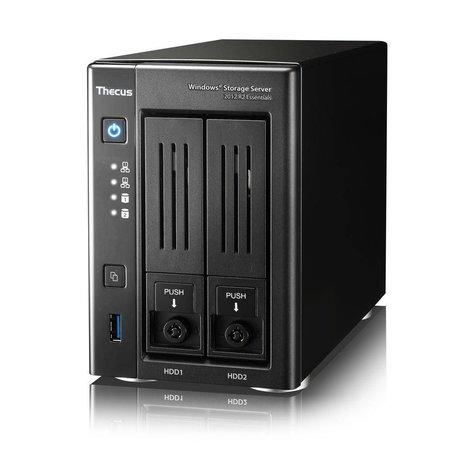 Thecus Windows NAS W2810Pro