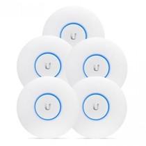Ubiquiti UniFi AP, AC Long Range 5-pack, PoE Not Included -  bestel losse voor 802.3Af ondersteuning
