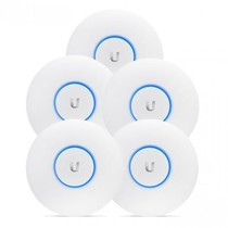 Ubiquiti UniFi AP, AC PRO, 5-Pack, PoE Not Included