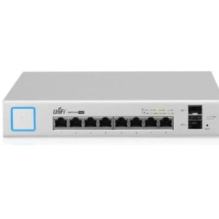 UBIQUITI Ubiquiti US-8-150W 8 port PoE Switch