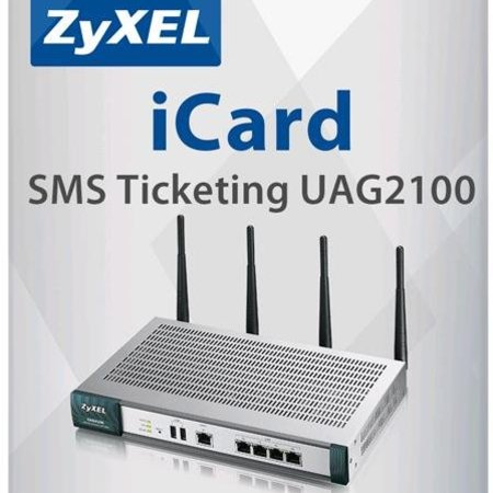 ZyXEL ZyXEL E-iCard SMS Ticketing License for UAG2100