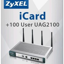 ZyXEL E-iCard Extension User License 100 Nodes for UAG2100
