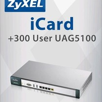 ZyXEL E-iCard Extension User license 300 nodes for UAG5100