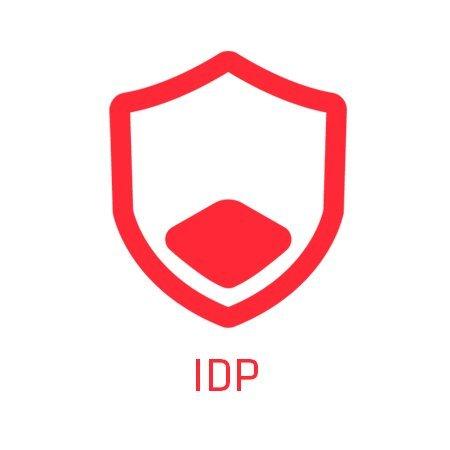 ZyXEL ZyXEL E-iCard IDP, 1 jaar USG40 / 40W