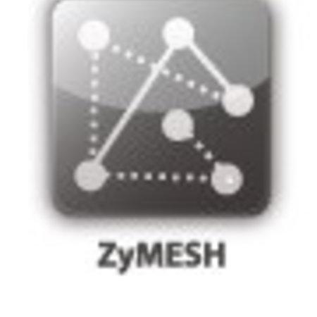 ZyXEL ZyXEL E-Icard voor ZyMESH op de NXC2500