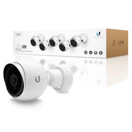 UBIQUITI Ubiquiti Unifi Video Camera, G3, AF-5 pak