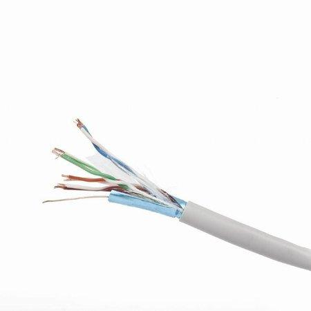FTP CAT 5e LAN-kabel, soepel, 100m