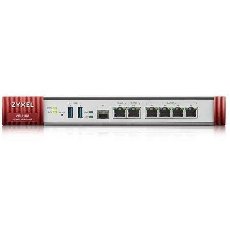 ZyXEL ZyXEL VPN Firewall VPN 100 met 1 yr SD-WAN (Nebulaflex)