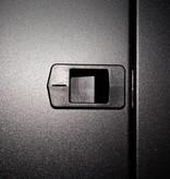 42U Serverkast 800mm met glazen deur
