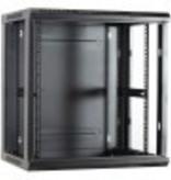 12U Wandkast met glazen deur
