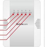 BRICKCOM Brickcom PH-100Ah Kit-B (PH-100ah-01+VB03)
