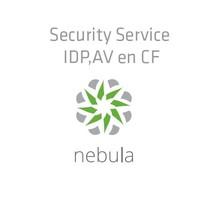 ZyXEL Licentie NSS - AV, CF, IDP, 4 jaar NSG200