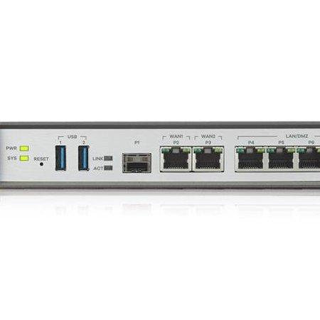 ZyXEL ZyXEL ATP 200 firewall, promo 4 september t/m 31 oktober 2019