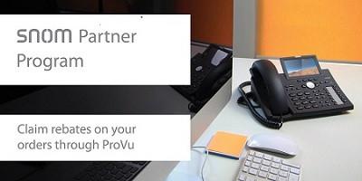 Snom lanceert nieuw partnerprogramma