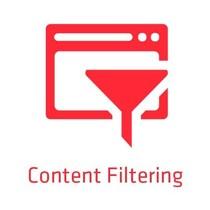 ZyXEL E-iCard Content Filtering 2.0, 1 jaar VPN200